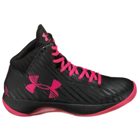 under armour high shoes