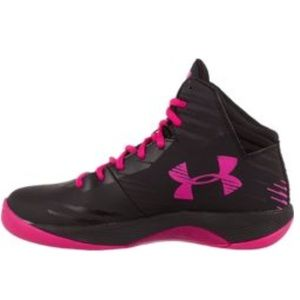 220ae5a3c0c Under Armour Shoes - 🆕Under Armour Girls High Top UA GGS Jet