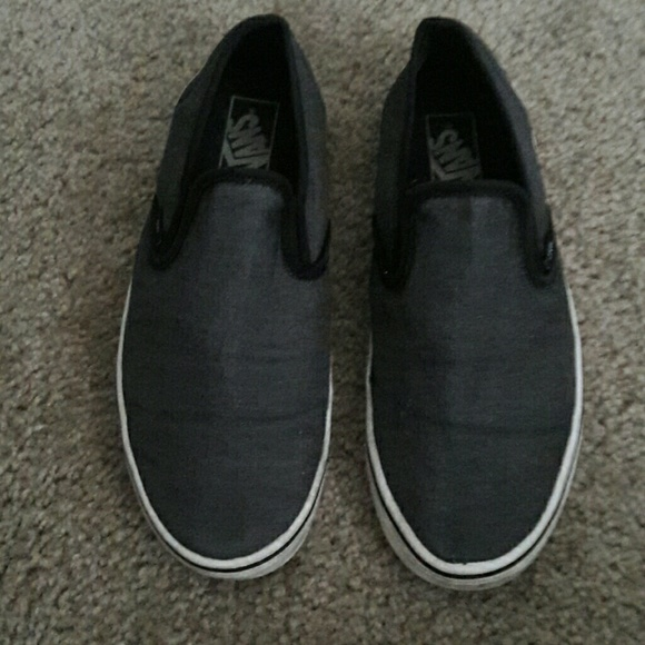 mens vans shoes size 9