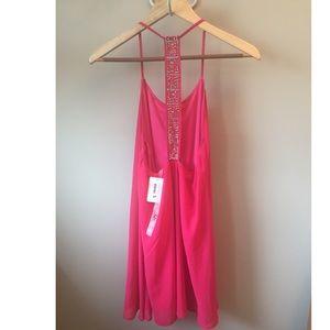 Dresses & Skirts - T-Back Slip Dress