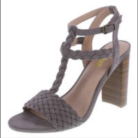 8bb0370c115 Women s Knox Block Heel Sandal taupe NEW DSW 8