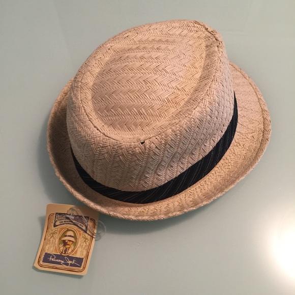 Panama Jack Fedora Hat NEW NWT f1f694ba98b