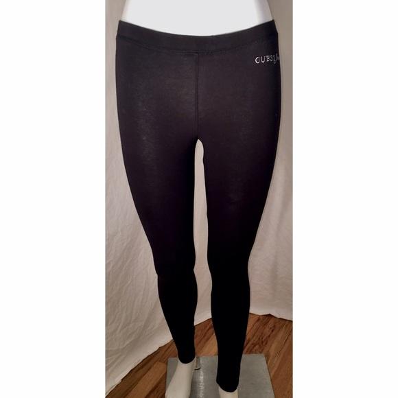 5a8743e62466dd Guess Pants | Black Leggings | Poshmark