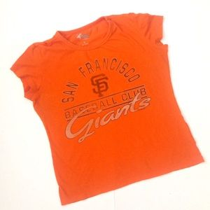 Tops - San Francisco Giants Baseball Tee L ⚾️