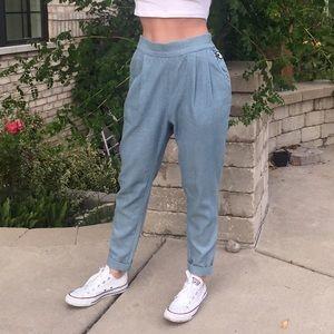 Pants - Comfy jean pants
