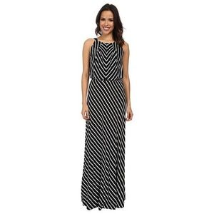 Marc New York by Andrew Marc Halter Maxi Dress