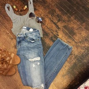 Denim - Low Rise Skinny jeans🌵