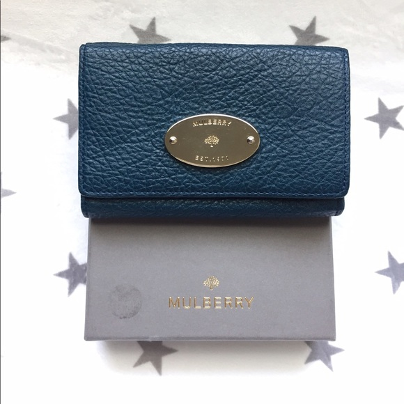100% quality big collection newest collection Mulberry Continental French wallet
