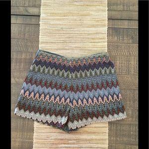 Patterned Shortd