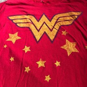 Wonder Woman Tee - Sz Large