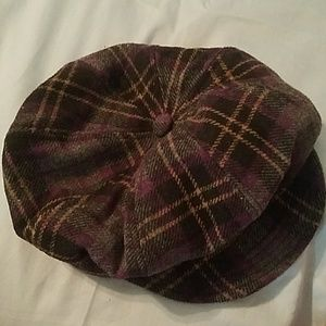 Accessories - Newsboy hat