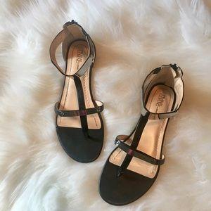 Prabal Gurung for Target Ankle Strap Flat Sandals