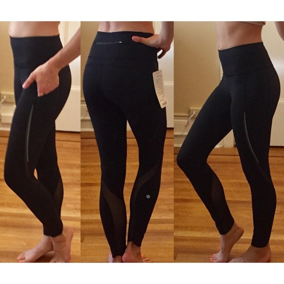 8b00f947a7 lululemon athletica Pants | Lastnwtlululemon Pace Perfect Tight 78 ...