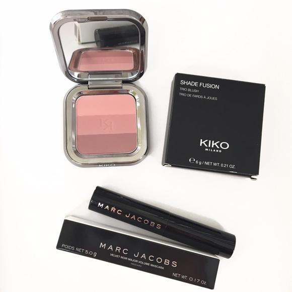 cheaper 777a6 168c1 NEW KIKO Milano Blush & Marc Jacobs Mascara Sample NWT
