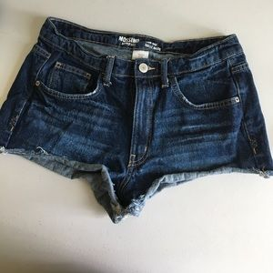 🎈Mossimo blue jean shorts