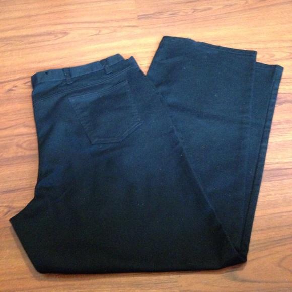 70 Off Big Mac Other Big Mac Workwear Black Work Pants