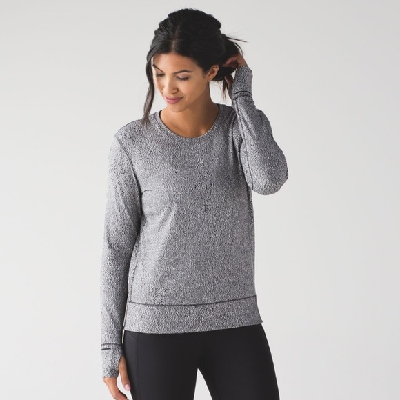 91c7c6513 LULULEMON RUSH HOUR LONG SLEEVE