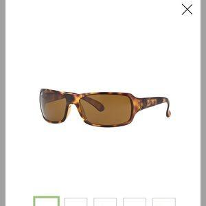 Ray Ban highstreet polarized sunglasses - unisex