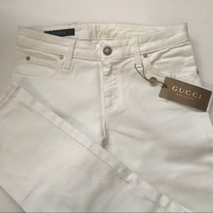 New GUCCI Skinny jeans -free shipping