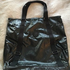 Black Kipling tote bag