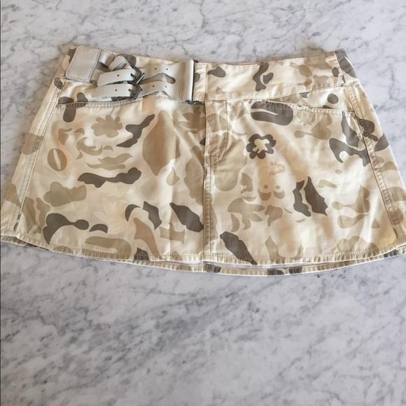 Sexy camo skirts seems
