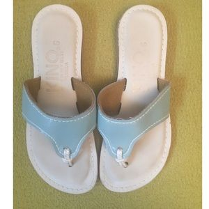 Shoes - Women's Powder Blue Kino's Sz 6