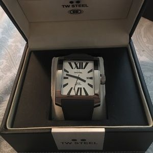 Men's TW Steel watch