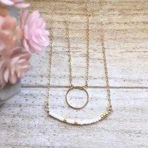 Jewelry - ✨Minimalist Circle Necklace✨