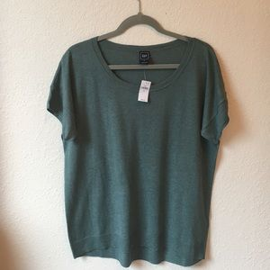 Light green Gap sweater