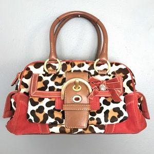 Coach Limited Edition Soho Ocelot Exotic Bag-RARE