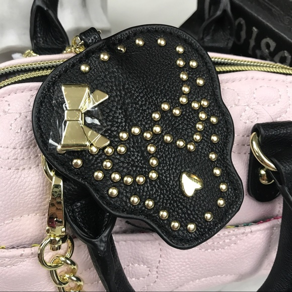10 Off Betsey Johnson Handbags Betsey Johnson Pink