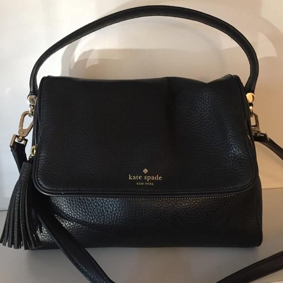 kate spade Handbags - Kate Spade Chester Street Miri Black Bag 9c302a774a79d