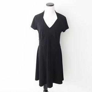 CATHERINE MALANDRINO Black cocktail Dress