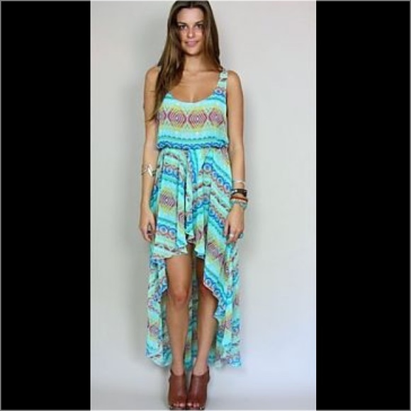 Show me your mumu mary mullet dress images
