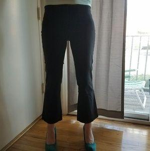 Divided Pants - Black pants
