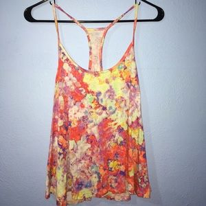 Water color tank top for sale