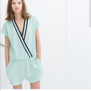 Zara romper