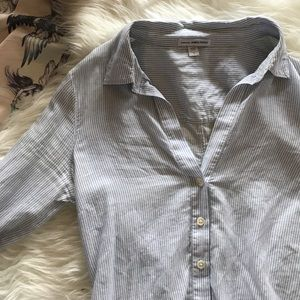 James Perse Slim Fit Button down