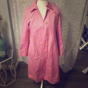Talbots rain jacket