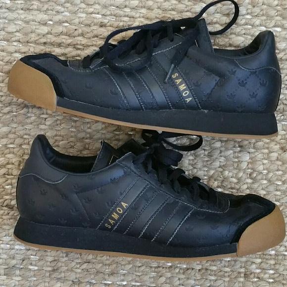 Le Poshmark Adidas Samoa Nero Scarpe Poshmark Le 47053f
