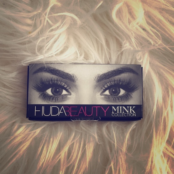 e86e8f7542d Huda Beauty Makeup | Mink Collection Lashes In Bridget | Poshmark