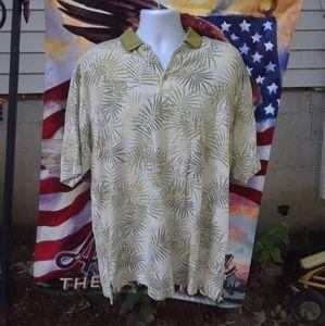 Tommy Bahama Shirt Men's Size Medium