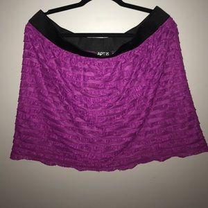 Apt. 9 Skirts - Mini skirt