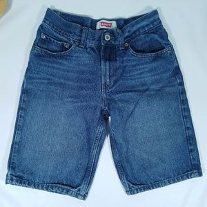☇3/$10🛍Boys Levis 505 Denim Shorts