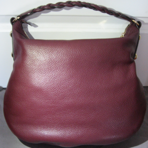 ... official store mulberry bags mulberry daria medium hobo oxblood d93a3  67568 37adc9a3afdc4