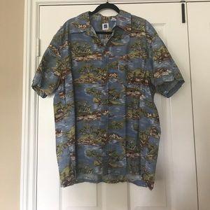 Gap Men's Hawaiian shirt