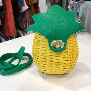 Handbags - Brand new pineapple Bag.