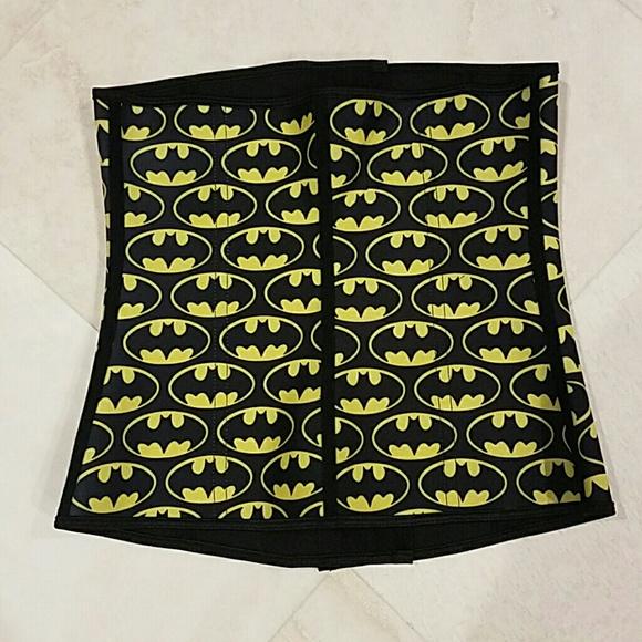 3127bc036bd Batman waist trainer corset M. M 596c0ff42de5122e6c02a574