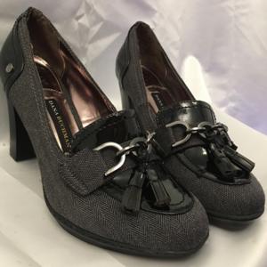 Dana Buchman loafer heels