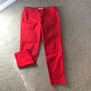 Cropped CAbi pants